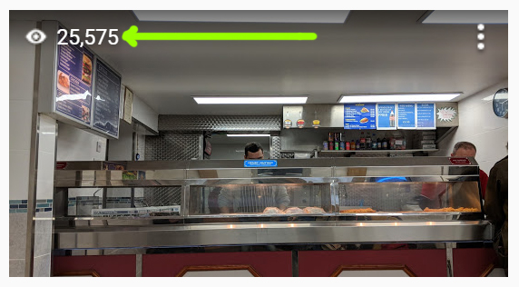 Fish and chip shop in Kirton near Boston taken by Trusted Photographer
